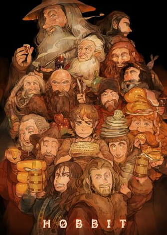 FiliKili and the others images The hobbit HD wallpaper and