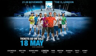 ATP World Tour Finals Schedule and Wallpapers For You And We Shortly