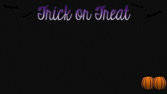 Trick Or Treat Backgrounds wallpaper   873678