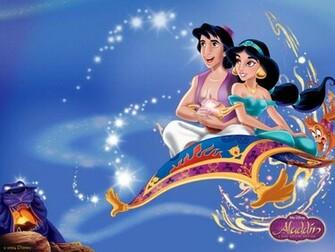 Aladin HD Wallpaper   Disney Wallpaper
