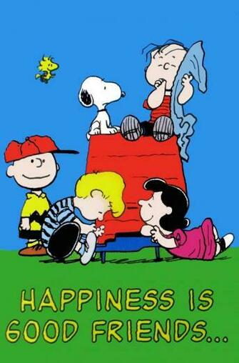 The Peanuts Gang Quote computer desktop hd wallpapers backgrounds