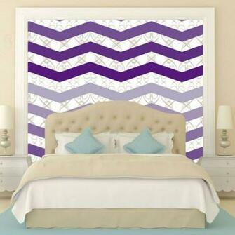 Purple Removable Wallpaper removable wallpaper adhesive wallpaper
