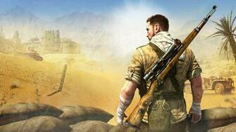 Sniper Elite 3 HD Wallpaper Background Image 1920x1080 ID