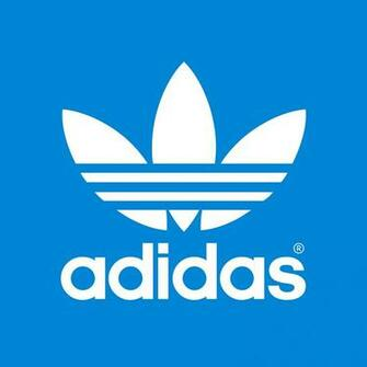 Adidas logo D Z N Pinterest Adidas logo and Logos