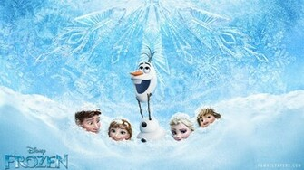 Disney Frozen HD Wallpaper   iHD Wallpapers