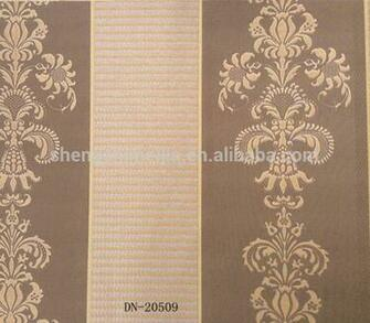 Cheap vinyl wallpaper rolls for home walls china wallpaper