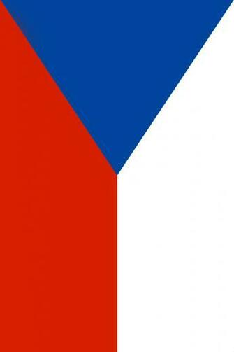 Czech Republic Flag iPhone Wallpaper HD