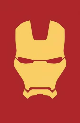 Iron Man Face Wallpaper