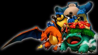 pokemon wallpaper HD for desktop 2