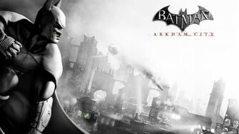 Batman Arkham City [Wallpapers 1920x1080] Mundo de videojuegos