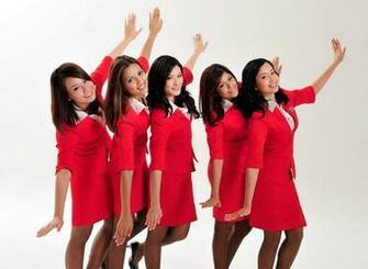 AirAsiaflightattendantwallpaper