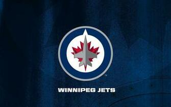 NHL Winnipeg Jets Logo Blue wallpaper 2018 in Hockey
