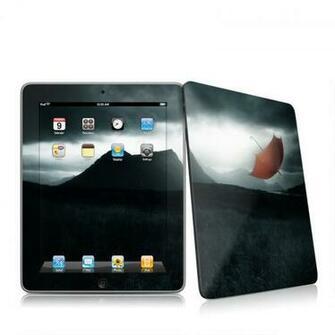 Apple iPad iPad 2010 1st Gen Blown Away Apple iPad 1st Gen Skin