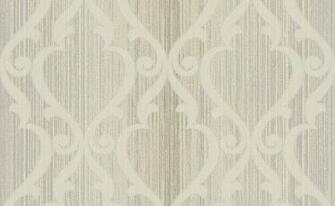 Celeste Trellis Wallpaper in Metallic and Sand design by Seabrook Wall