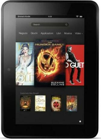 Kindle Fire Hd 7 Hd Display Wi Fi 16 Gb Includes Tattoo Design Bild