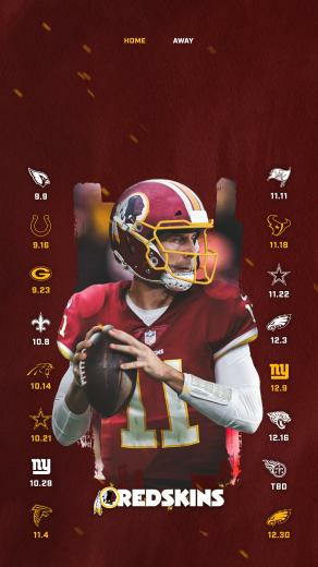 Redskins Wallpapers   Top Redskins Backgrounds   WallpaperAccess