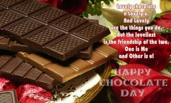 Animated chocolate day imagesWallpapers in 2020 Happy chocolate