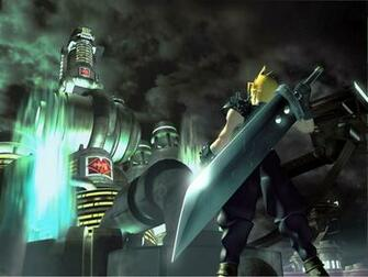 Final Fantasy VII FFVII FF7   Wallpapers
