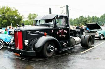 Wallpaper Old Mack Old Classic Truck Mack Cars Machines