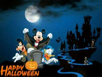Cute Disney Halloween Wallpaper Images amp Pictures   Becuo