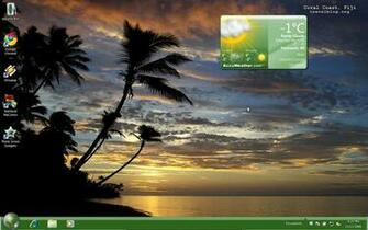 Picture of Windows 7 Starter Easy way to change wallpaper