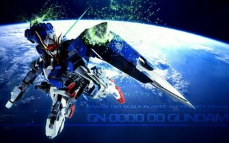Gundam 00 movie wallpaper