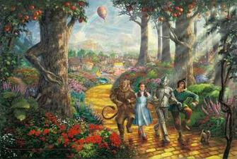Thomas Kinkade Disney Wallpapers Cartoon Thomas Kinkade
