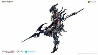 FF a realm reborn dragon knight class   Final Fantasy Series Wallpaper