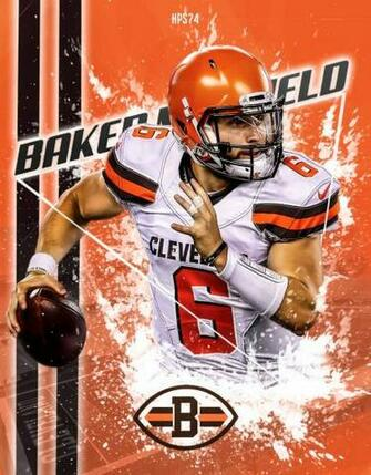 Baker Mayfield wallpaper   Cleveland Browns by HPS74
