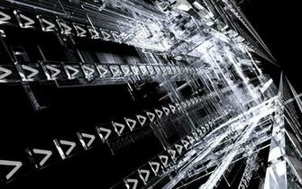 Datastream Wallpaper