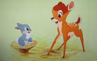 wallpaper thumper drawing bambi wallpapers cartoons
