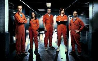 British Television Show   Misfits Series 5 HD Wallpaper