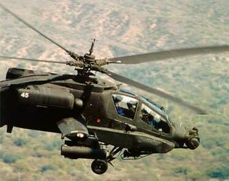 Apache Combat Helicopter computer desktop wallpapers