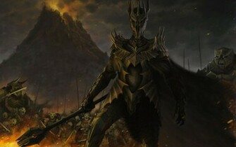 Sauron   The Lord of the Rings wallpaper 16532