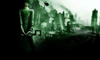 Riddler Wallpaper Arkham City