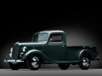 1937 Ford V8 Deluxe Pickup truck retro v 8 h wallpaper background