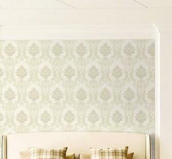 Charlton Home Pudsey Damask 33 L x 21 W Wallpaper Roll Wayfair