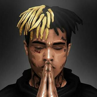 XXXTENTACION PRAY FOR X FREE X Box Design