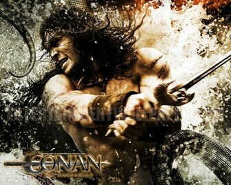 Conan The Barbarian 2011 Conan