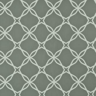 Twisted Grey Geometric Lace Wallpaper   Contemporary   Wallpaper   by