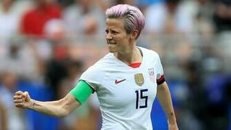 USWNT news US presidential candidate Inslee wants Rapinoe as