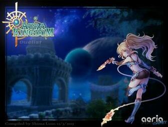 Prsentation de Aura Kingdom et PVP [Fr]