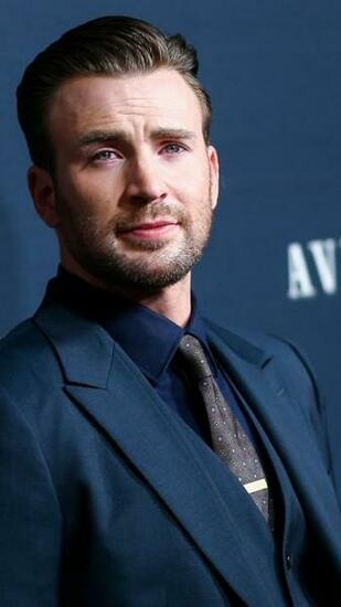 Wallpaper Chris Evans 4k photo Celebrities 13799