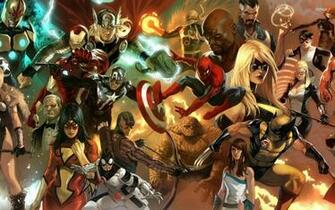 Marvel Hero Wallpapers
