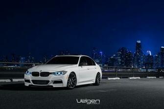 BMW F30 cars tuning Velgen Wheels wallpaper 1600x1068 502865