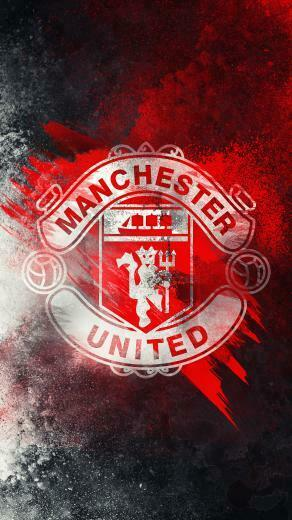 Manchester United   HD Logo Wallpaper by Kerimov23