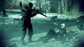 12 Sniper Elite Nazi Zombie Army HD Wallpapers Background