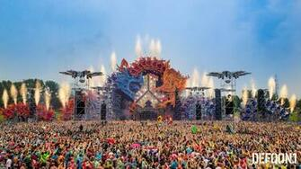 Watch Defqon1s Mind Crumbling Endshow Your EDM