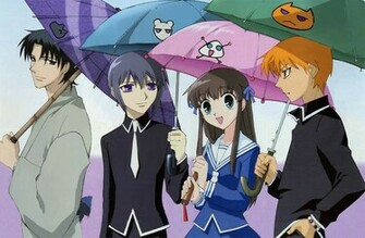 El mundo enamorado Fruits Basket Wallpapers