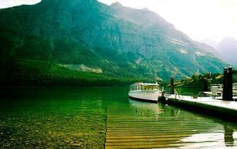 Daily Wallpaper Glacier National Park I Like To Waste My Time